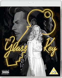 the glass key - arrow academy blu-ray