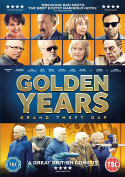 """""""Golden Years"""" Has Plenty Of Heart But Lacks Drama & Invention"""