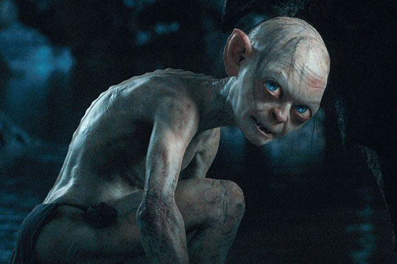 Gollum, Lord of the Rings, Top 10 Films