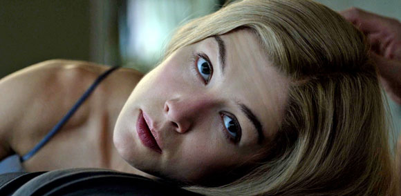 Rosamund Pike, Top 10 Films of 2014, Gone Girl, David Fincher