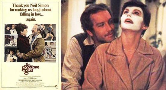 top 10 richard dreyfuss film, goodbye girl,