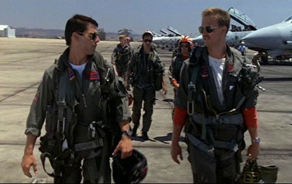 Goose, Top Gun, Film, Tom Cruise, Tony Scott,