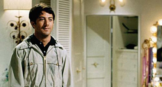 Graduate, Dustin Hoffman, Top 10 Films