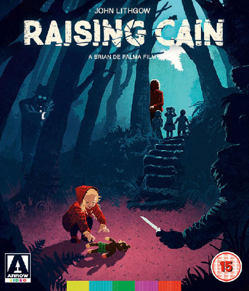 Arrow Video's release of Raising Cain