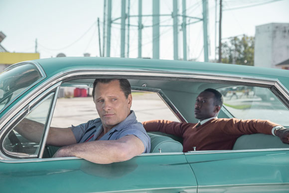 Green Book - Viggo Mortensen