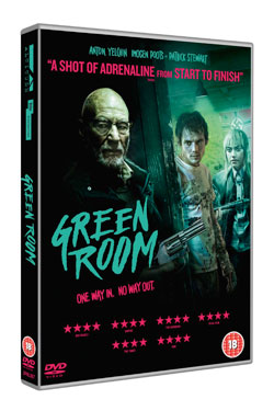 "One Of The Year's Top Thriller's ""Green Room"" Arrives On DVD/Blu-ray & Digital HD In September"