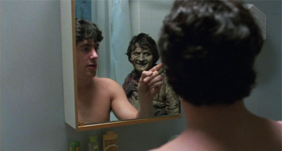 Griffin Dunne, American Werewolf In London, John Landis, Werewolf, comedy, horror,