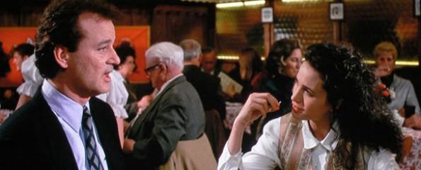 Bill Murray, Groundhog Day - Top 10 Films