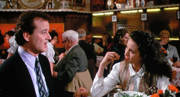 Bill Murray, Groundhog Day - Top 10 Films