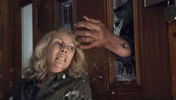 Jamie Lee Curtis - Halloween 2018