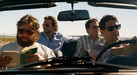 The Hangover, Las Vegas, Top 10 Films,