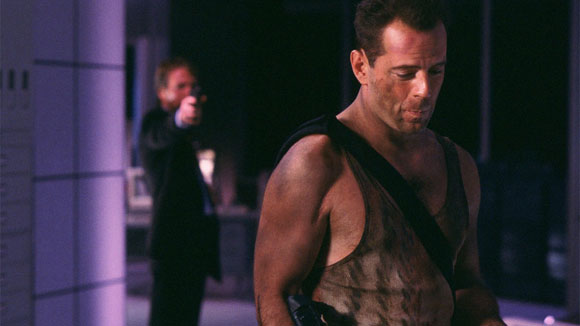 "10 Great Moments That Make You Love ""Die Hard"" Over & Over Again"