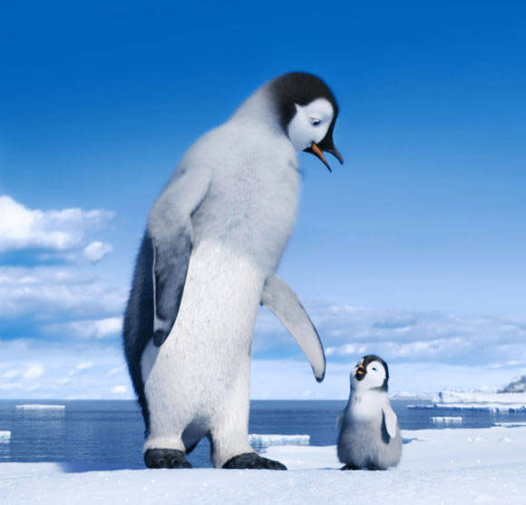 Happy Feet - Top 10 Films