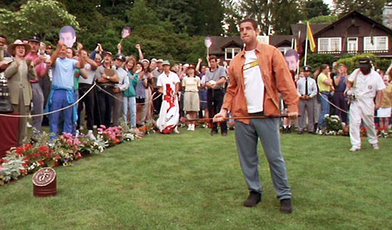 happy gilmore, adam sandler,