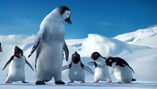 Happy Feet, Film, Animation,