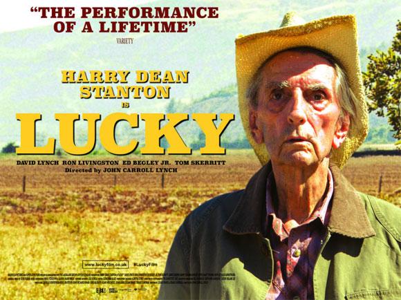Lucky - John Carroll Lynch feat. Harry Dean Stanton