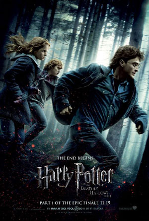 harry potter and the deathly hallows,