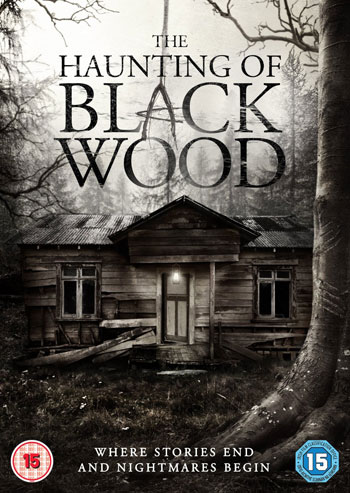The Haunting of Black Wood, DVD,
