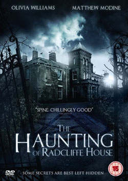 The Haunting of Radcliffe House Horror Film UK