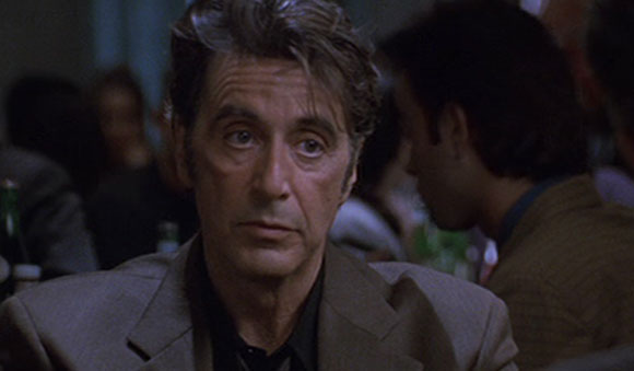 Heat, Al Pacino - Top 10 Films