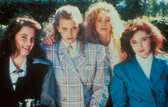 Heathers - clique inc. Winona Ryder