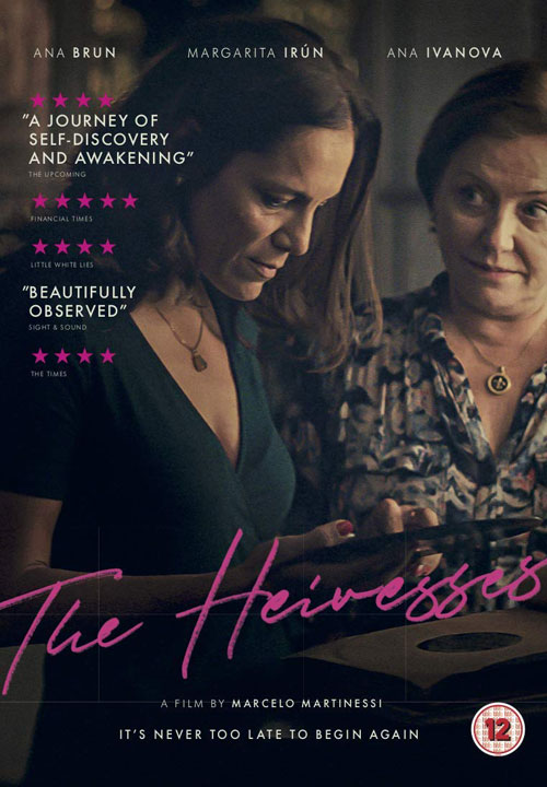 The Heiresses - UK DVD