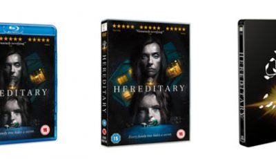 Hereditary - UK DVD and Blu-ray