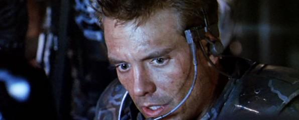 Aliens, Hicks, Michael Biehn,