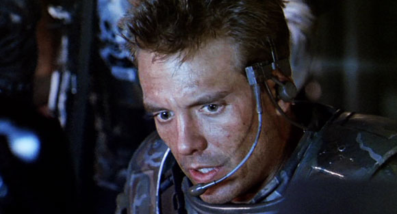 Aliens, Hicks, Michael Biehn,