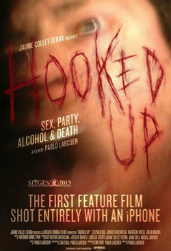 Hooked Up, Spain found footage horror film, Top 10 Films,
