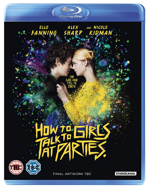 How To Talk To Girls At Parties - UK Blu-ray