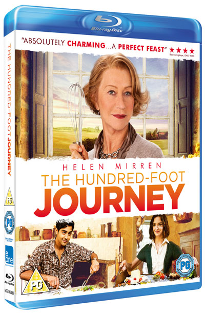 Helen Mirren, The Hundred-Foot Journey,