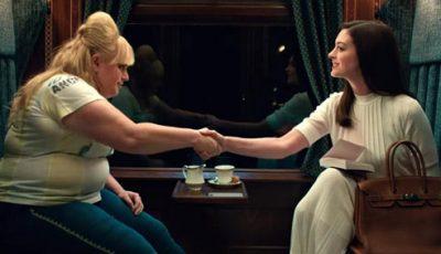 The Hustle - Anne Hathaway / Rebel Wilson