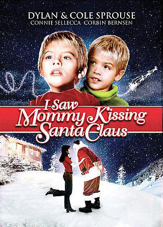 i saw mommy kissing santa claus,