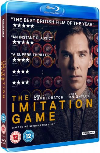 Benedict Cumberbatch, Top 10 Films, The Imitation Game,