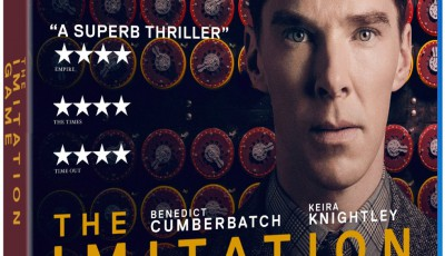 Benedict Cumberbatch, Top 10 Films, The Imitation Game,