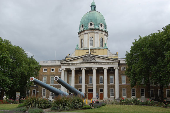 Imperial War Museum London - photo by Simon Gibson