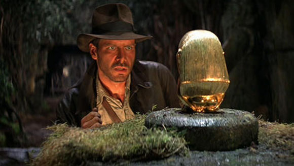 Indiana Jones, Raiders of the Lost Ark, Harrison Ford,