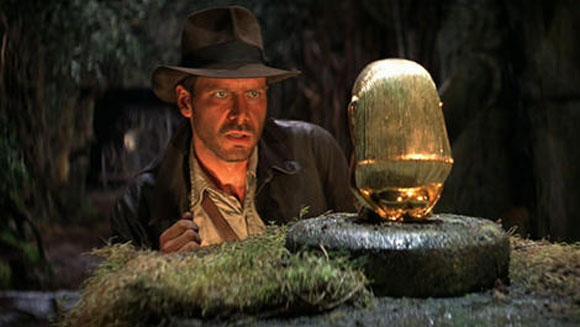 Indiana Jones, Raiders of the Lost Ark, Harrison Ford,
