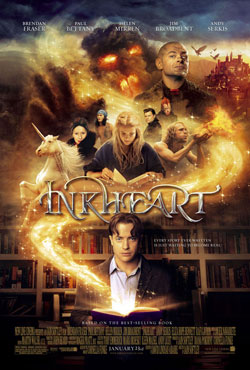 Inkheart, Film Poster - Top 10 Films