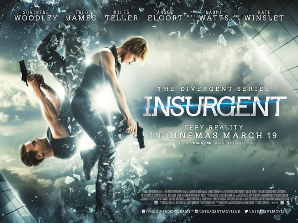 Insurgent, Top 10 Films, The Divergent Series,
