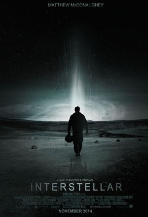 Interstellar, Film Poster, Matthew McConaughey, Christopher Nolan,