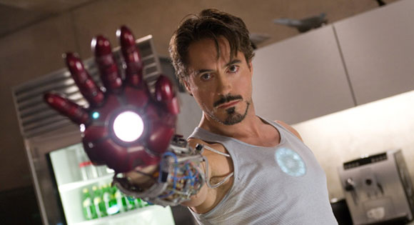 Iron Man, Film, Robert Downey Jr.