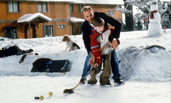 Jack Frost, Michael Keaton