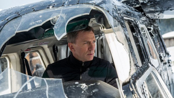 Spectre, James Bond - Top 10 Films