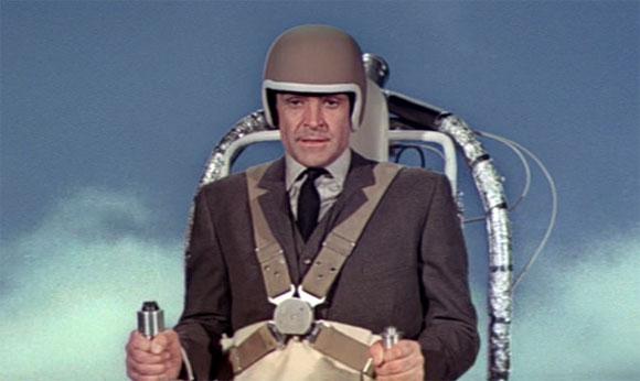"Thunderball - James Bond's Best ""Near Death"" Experiences - Top 10 Films"