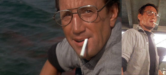 you're gonna need a bigger boat, jaws, steven spielberg, chief brody, roy scheider