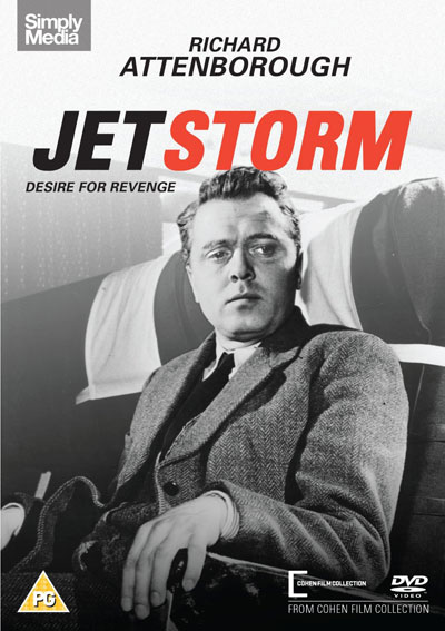 Jet Storm, Richard Attenborough - Top 10 Films