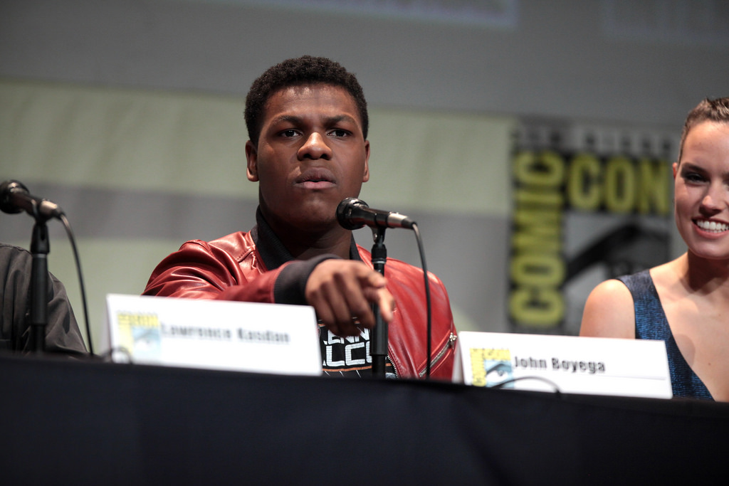 John Boyega and Disney Had 'Sincere' Assembly Over Star Wars Criticisms