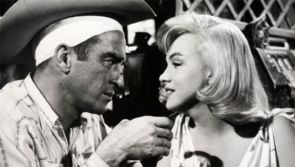 The Misfits - John Huston